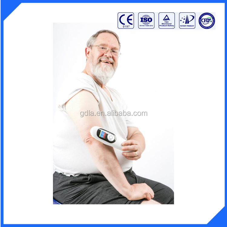 Free Shipping Light Moxa Portable Eletronico Pain Relief Massager Machine Lilt Health Care Treat Arthritis Euipment