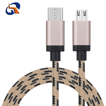 High Quality Alloy Interface Type-c 2.0 charging USB data cable