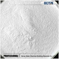 Adhesive for tiles redispersible polymer powder mortar and plastering additives