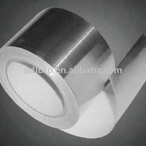 Aluminum Foil Insulation Silver Tape Duct HVAC Aluminium foil tape