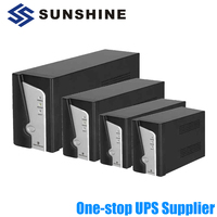 Short Circuit Protection And Single Phase Offline UPS Power Backup