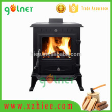China manufacturer Wood Stove With Back Boiler