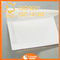 A4 75gsm 75 cotton 25 linen pulp banknote paper with colorful fiber