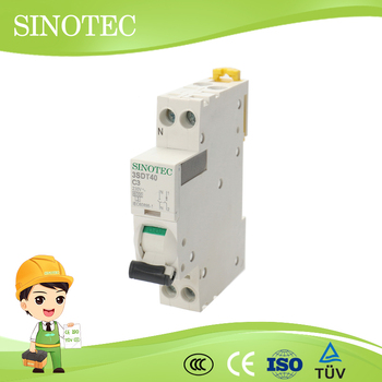 Overload electronic circuit breaker overload current breaker outside water faucets