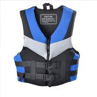 Quick dry neoprene swimming vest for adults
