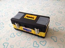 Wholesale portable hard case metal tool storage boxes with wheels