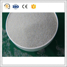 Sand blasting glass bead for stainless steel surface
