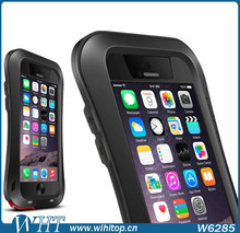 LOVE MEI Powerful Small Waist Shcokproof Rugged for iPhone 6 Plus Waterproof Case