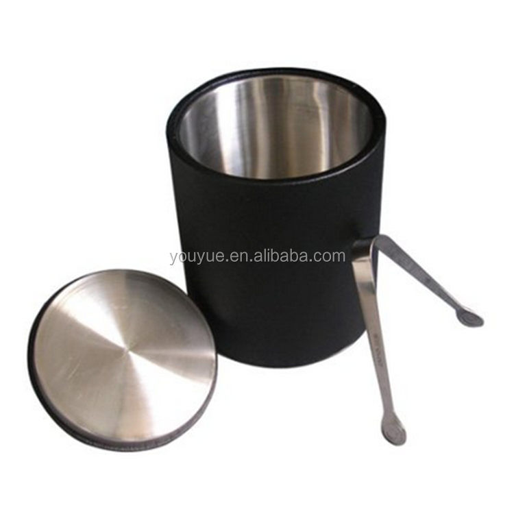 China Factory Stainless Steel Bottle Cooler Champagne Beer Wine Ice Bucket