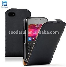 Best Price for BlackBerry 9720 Supper Flip Slim Leather Case Cover