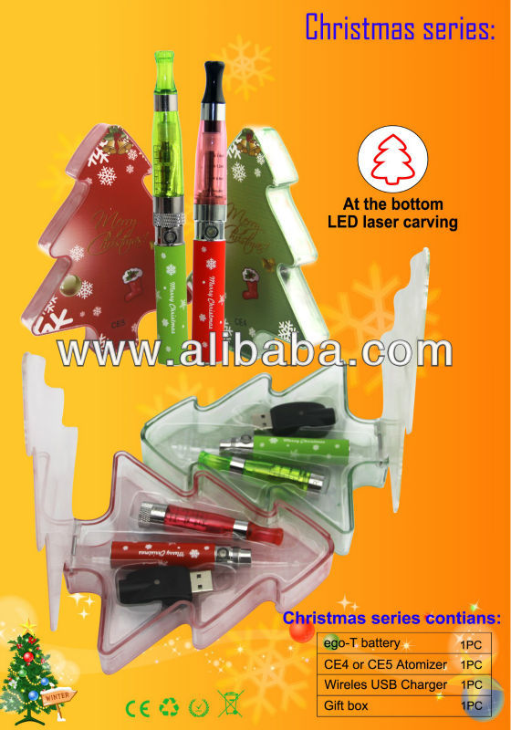 Christmas Gift Package Electronic Cigarette New
