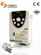 (agent required)economic type 0.2 ~1.5kW ISO90001 CE ac/dc 220v variable frequency drives