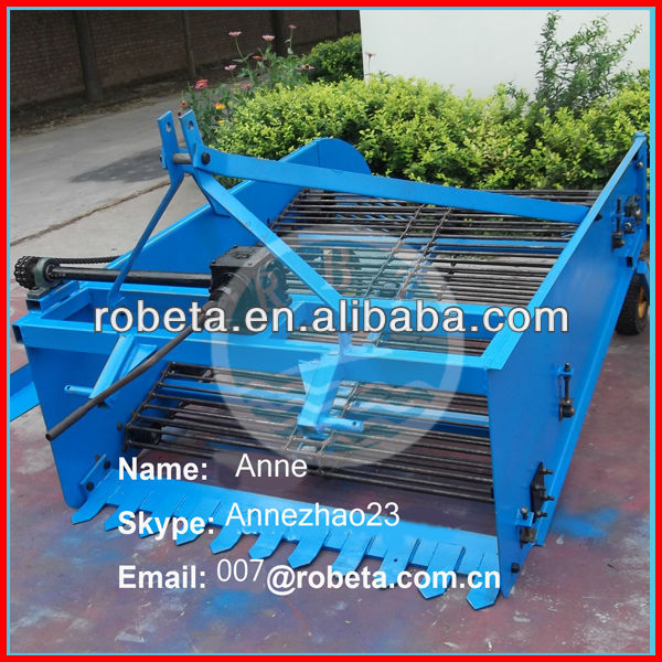 Two Rows High Quality Potato Harvester (Best Selling)