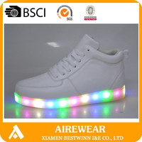 warmly welcomed new design fast deliver 2016 wholesale led shoes