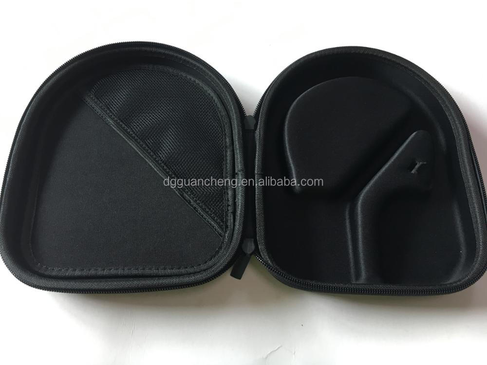 GC- Anti- protection Hard material headphone jersey nylon EVA headphone case