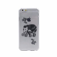 2016 New Mobile Accessory Pc Water Paste Printing Flexible Phone Case