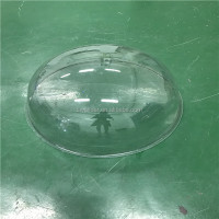 Wholesale Thermforming Clear Plastic Dome Cover