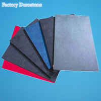 thermal conductivity resistant carbon fiber synthetic sheet