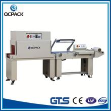 High Speed POF/ BODP Film Cellophane Glue Guns And Adhesives Package Shrink Package Machine