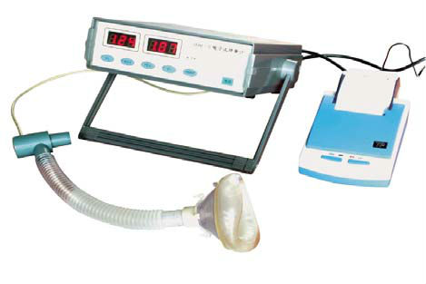 Electronic Portable Spirometer