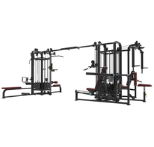 jinggong fitness 8 Station weight machine Multi GYM Fitness <strong>Equipment</strong>