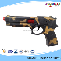 hot saling children toy colorful plastic gun