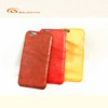 GC best selling OEM Logo Design PU Leather Back Case Cover for cell phone