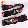 Hot selling customized sublimation luggage strap for 24 inch case