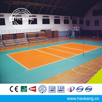 Volleyball Indoor Sports Floor