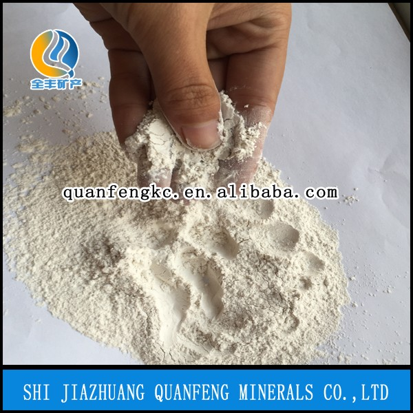 Such as organo clay rheological additives calcium bentonite clay