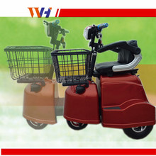 New 2 seater foldable brushless motor cheap electric car