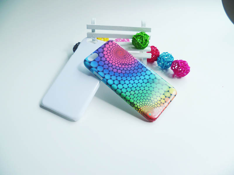Cheap wholesale Blank 3D sublimation case, sublimation case 3d printing, 3D case sublimation for iPhone 6/6s