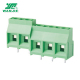 Zhejiang Ningbo 9.5mm pitch PCB Screw terminal block connector (WJ950-9.5)
