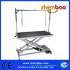 FT-808 electric lifting pet grooming table with adjustable arm