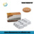 Natural coffee filters pack commercial washable