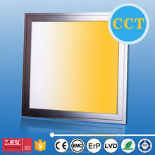 Dimmable Slim Square LED Downlight Flat Panel Light Fixture Recessed Retrofit 100 Lumens Neutral White 4000K 40 Watt