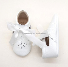 leather mary jane fitting wholesale new design marikina baby shoes