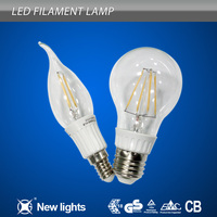 china innovative new products 8W led filament bulb