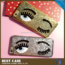 Bling Bling Big Eyes Cellphone Case For iPhone 6 Plus