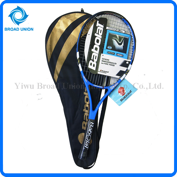Hot Sale High Quality Carbon Fiber Head Tennis Racket