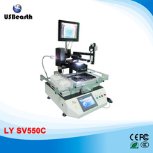 Automatic bga reball station LY SV550C with automatic optical alignment system, smaller and lighter than SV550,welding station