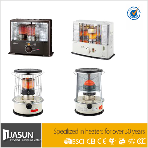 Mini kerosene heater