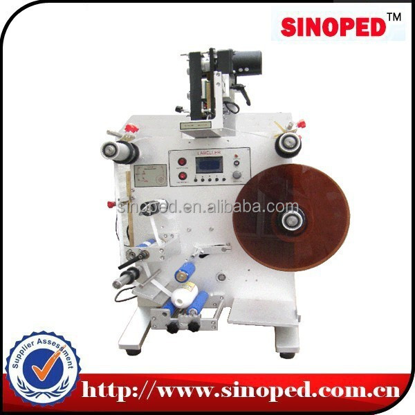 JT-130 Model Automatic Round Embossed Label Machinery