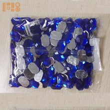 Factory Direct Oval/rectangle/triangle/teardrop shape Acrylic Flat Back Rhinestone for DIY Acessories