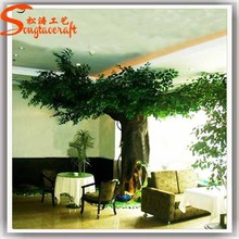 Factory price of all kinds of large outdoor artificial decorative tree decorative metal ficus big trees baobab trees for sale
