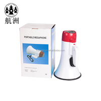 Mini plastic toy megaphone with talk/record/music switch function, wireless megaphone