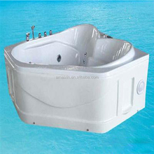 White ABS vacuum forming bath tub thermoformed