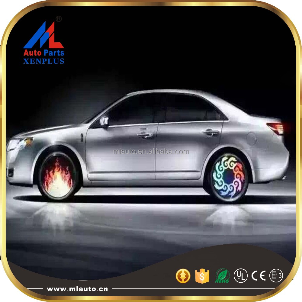 Hot Sale Led Programmable Car Wheel Light 2016 Newest product