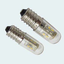 clear cap st15 e14 oven light dc220v 250v e14 led oven bulb warmwhite e14