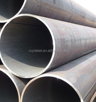 Tianjin Ruyi Mild steel Round Pipe with Diameter 250mm with Sleeve